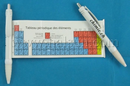 Periodic Table Pen,HSBANNER-9