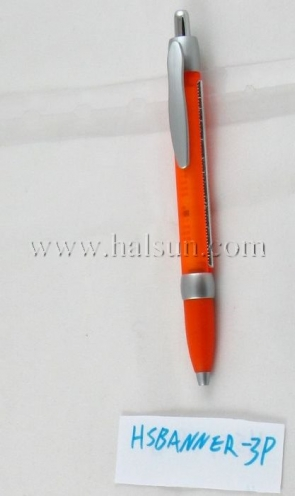 pull out message pens,HSBANNER-3P