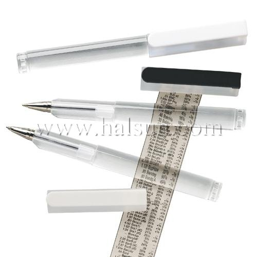 magnifying barrel pens