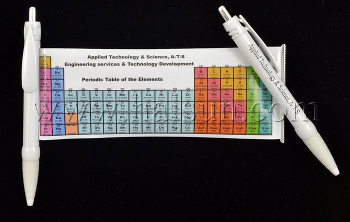 periodic table pen,periodic table pens,elements pens