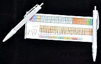 Periodic table Pens of Chemical elements
