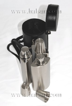 triple flask cylinder set,