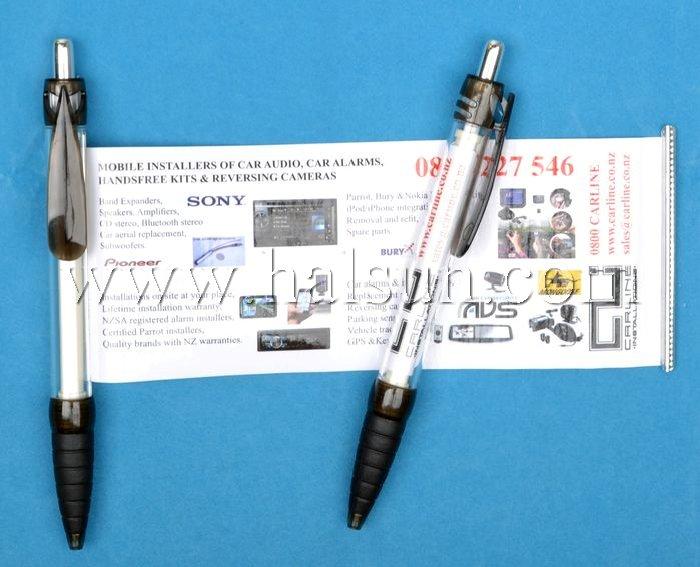 banner pens,custom banner pens,promotional pens