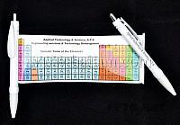 chemical elements periodict table pens,cusotm periodic table pen